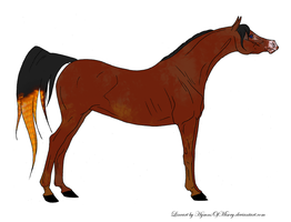 Horse adoptable OPEN by petshop101