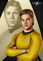 Captain James T. Kirk by punisher357