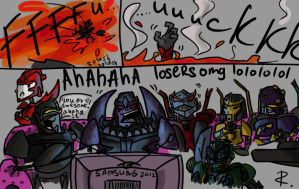 Beast Wars, season 1 by Ayej