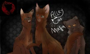 ~NYCL: Alley Cat Mafia~ by bedheadd
