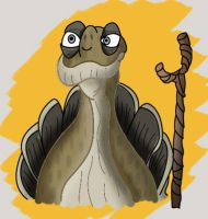 Oogway by LightDragon87