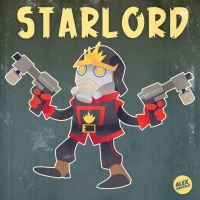 Star Lord by alexsantalo