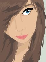 Me Vectorised by Mz-bitch