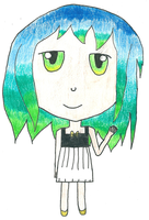 My new chibi style by Milcay1