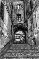 Rue Cortenaise by DLozanoPhotographie