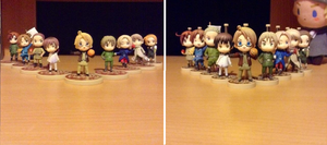 hetalia figures by Brownie911