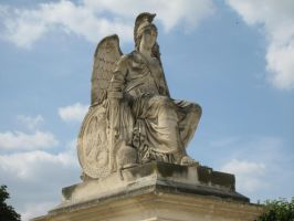 Roman angel 1 by CAStock