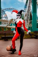 Now calm down, Puddin'... by JasDisney