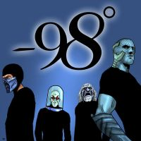 Negative 98 Degrees by HeroforPain