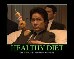 Motivation - Healthy Diet by Songue