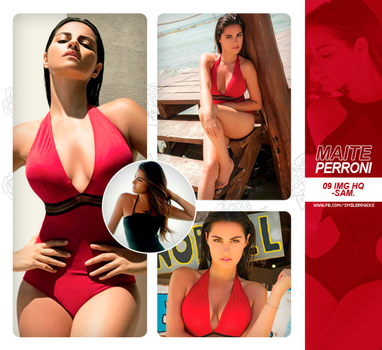 Photopack #242 - Maite Perroni by TheNightingale01