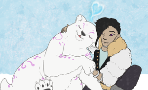 Winter Love by Ankou-MagPie