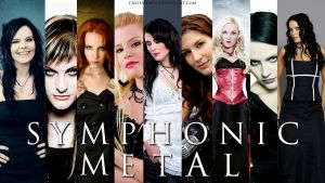 Symphonic Metal Wallpaper by crystalfalls