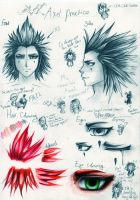 Axel fun by BlueStripedRenulian