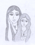 Art Exchenge: Isabella and Renesmee by Aquiliris