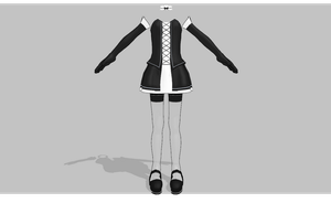 MMD Lolita Set -Loli- -updated- by amiamy111