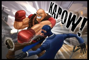 KAPOW by Mattius2011