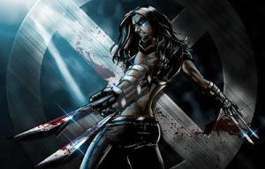 X-23 COLOR BY NINETEENPSG by 1314