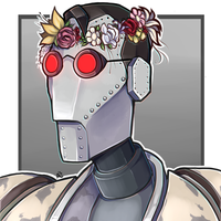 Glowing eyes and flower crowns by Astral-Glass