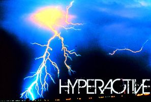 hyperactive by carchieee