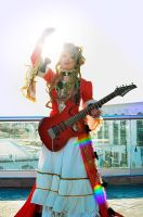 Hizaki From Versailles by iShootAnime