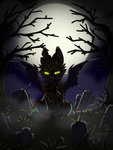 Night of the Hunter by Monster-House-Fan92