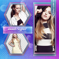 Amanda Seyfried Pack PNG by iWillNotSurrender