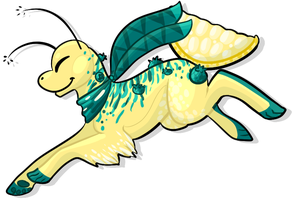 Lemonberry by FizzGryphon