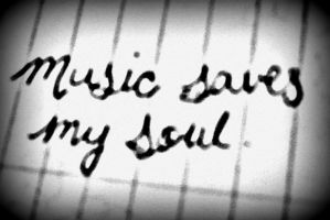 Music Saves My Soul by nix-nightly