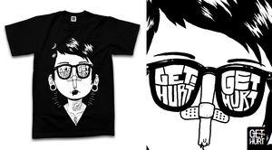 Girl Head by GetHurtClothing