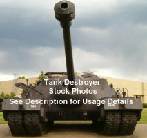 Tank Destroyer Stock Pack I by RBL-M1A2Tanker