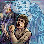 The Age of Nerd - Use the Force, Luke. by RockyDavies