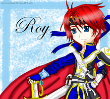 FE Awakening- ROY by levenark
