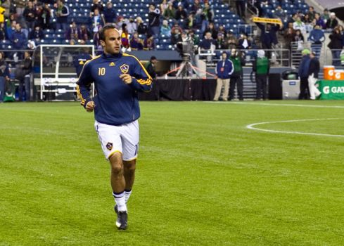 MLS Cup 2009 - Donovan by thegoots