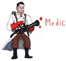 Medic by YouCanDrawIt