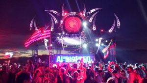 Audiofreq TomorrowWorld 2014 by Chillinvillain