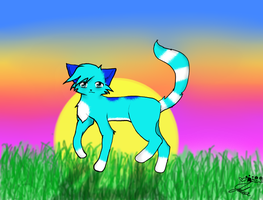 Shine, Contest Entry by Griffin-Kitten