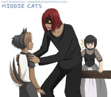 Kiddie Cats 010 - Father by AquaWaters