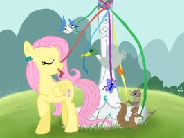 May Pole by cobralash