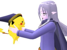 How to Confuse a Wind Mage and Piss Off a Pikachu by Ichigokeki-to-Uta