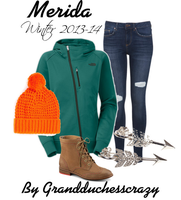 Merida: Winter 2013-14 by grandduchesscrazy