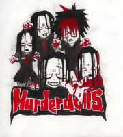 Murderdolls by DarkDevotion