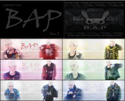 BAP COLORS by pen-point