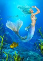 Mermaid by Jassy2012