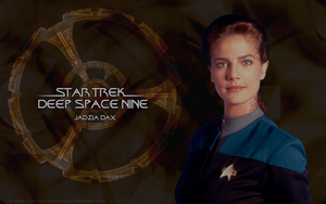 Jadzia Dax by KadouCreations
