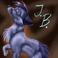 Art Trade - JB-Pawstep by Ninchiru
