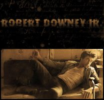 RDJ Wallpaper - Dirty by ConceptJunkie124