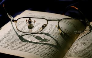 The Bookworm by MeRVe-S