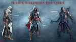 Assassin's Creed Generations by prboi