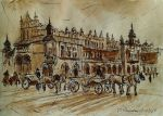 Cracow - Market Square by daniellsz
